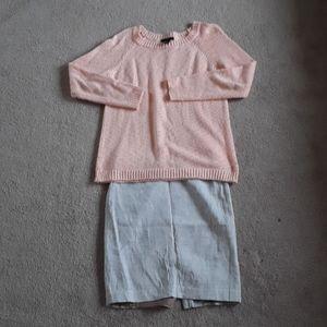 🍒Nine west pencil skirt size 4P